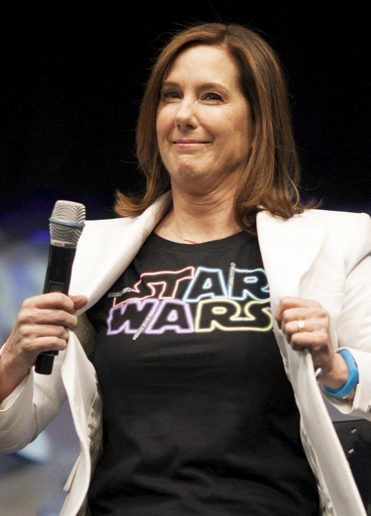 Kathleen Kennedy Star Wars
