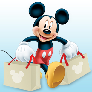 Mickey bags
