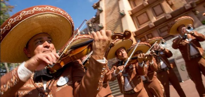 Mexico Independence Day at Disney