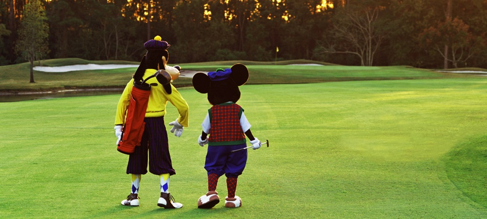 Disney Golf Player's Club