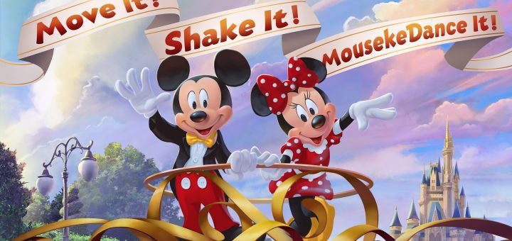 Mickey and Minnie Surprise