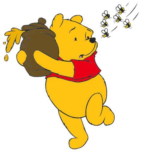 Pooh Honey bees