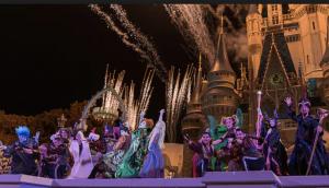 Mickey's Not So Scary Halloween