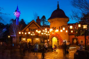 Tangled restrooms Disney