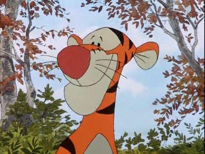 Tigger Pooh