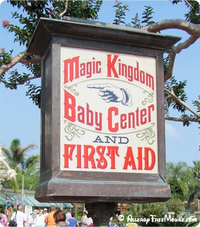 Disney World First Aid