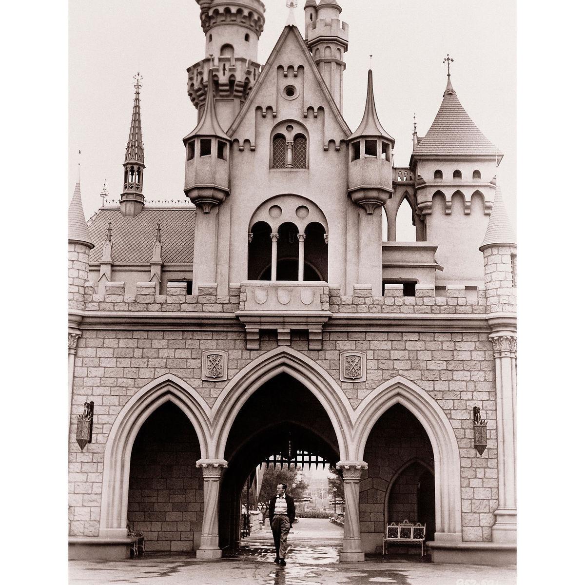 international Disney castles