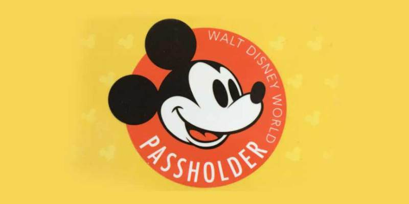 shopDisney Passholders discount