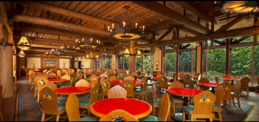 Walt Disney World on Thanksgiving