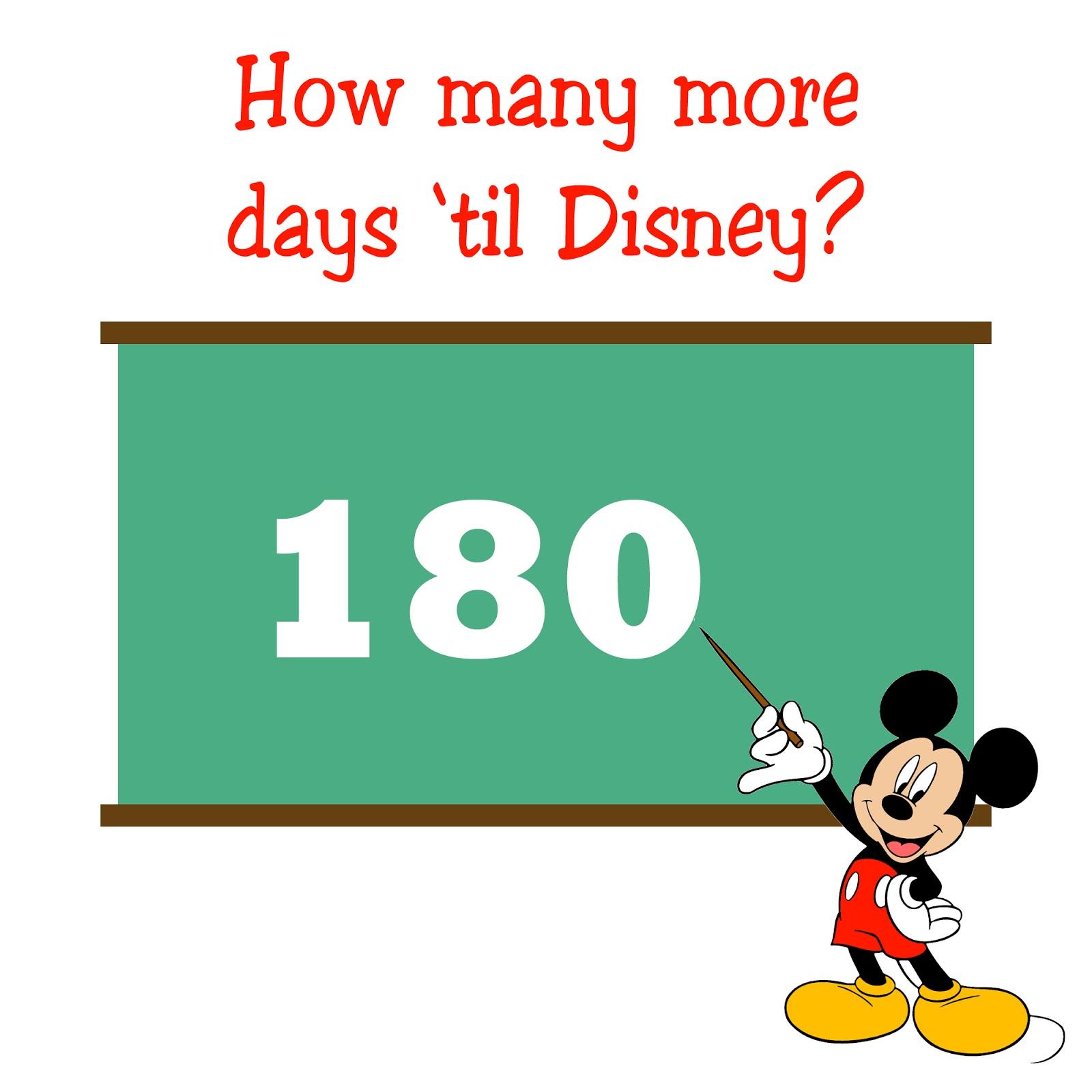 180 day Disney dining