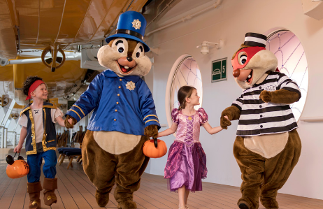 Disney Cruise from New York