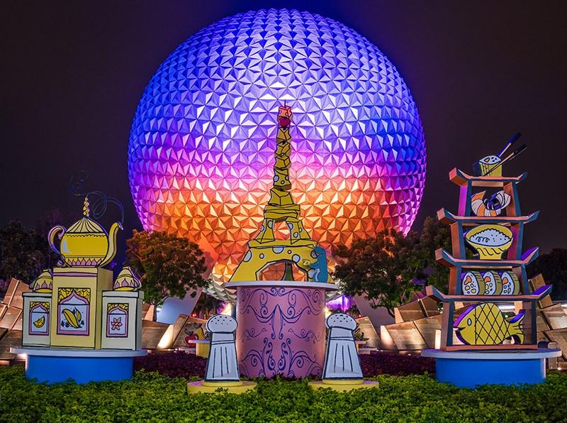 Columbus Day at Disney World