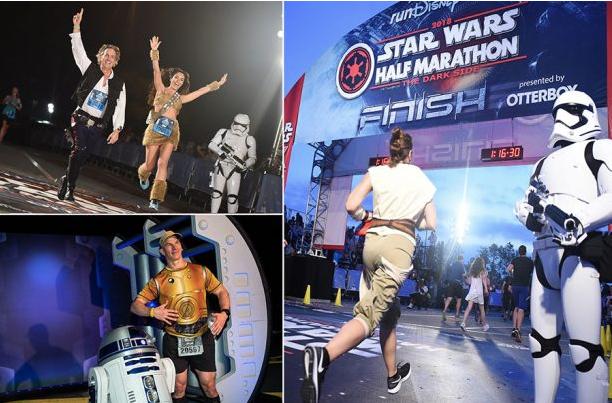 2019 Star Wars Rival Run Weekend
