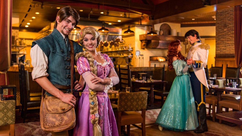 Disney Princess dining