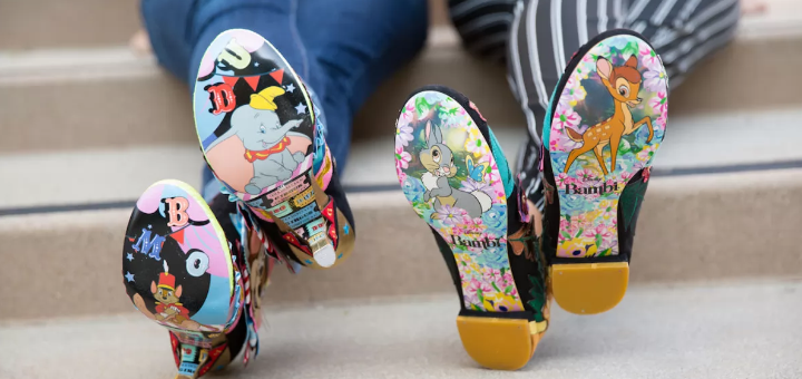 New Irregular Choice Shoe Designs