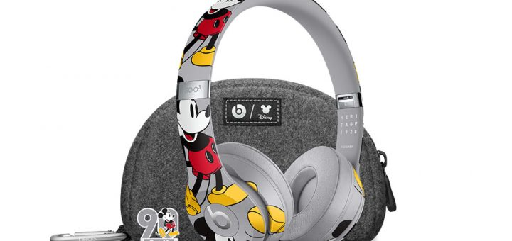 Beats Mickey