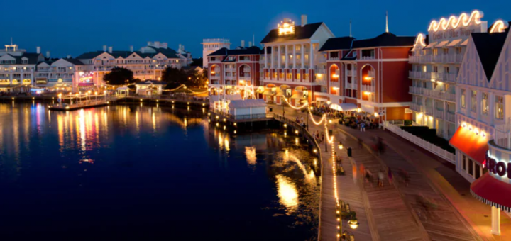 Disney BoardWalk Highlights