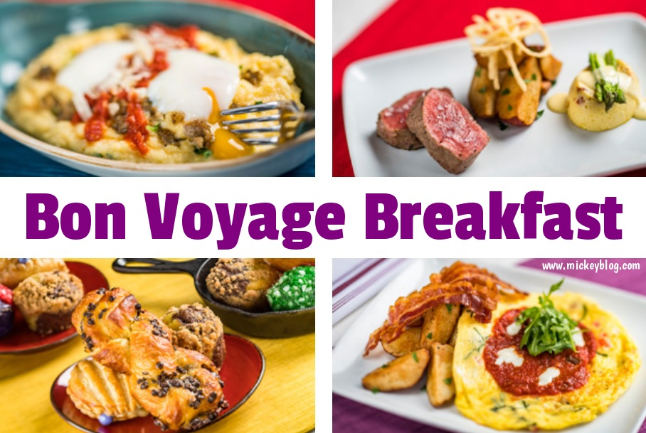 Bon Voyage Breakfast