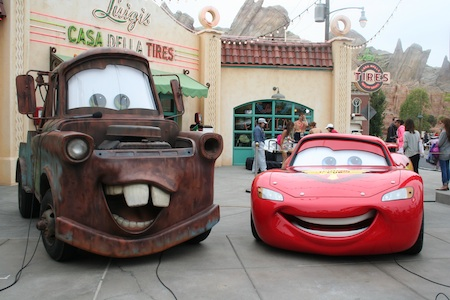 Disneyland bill
