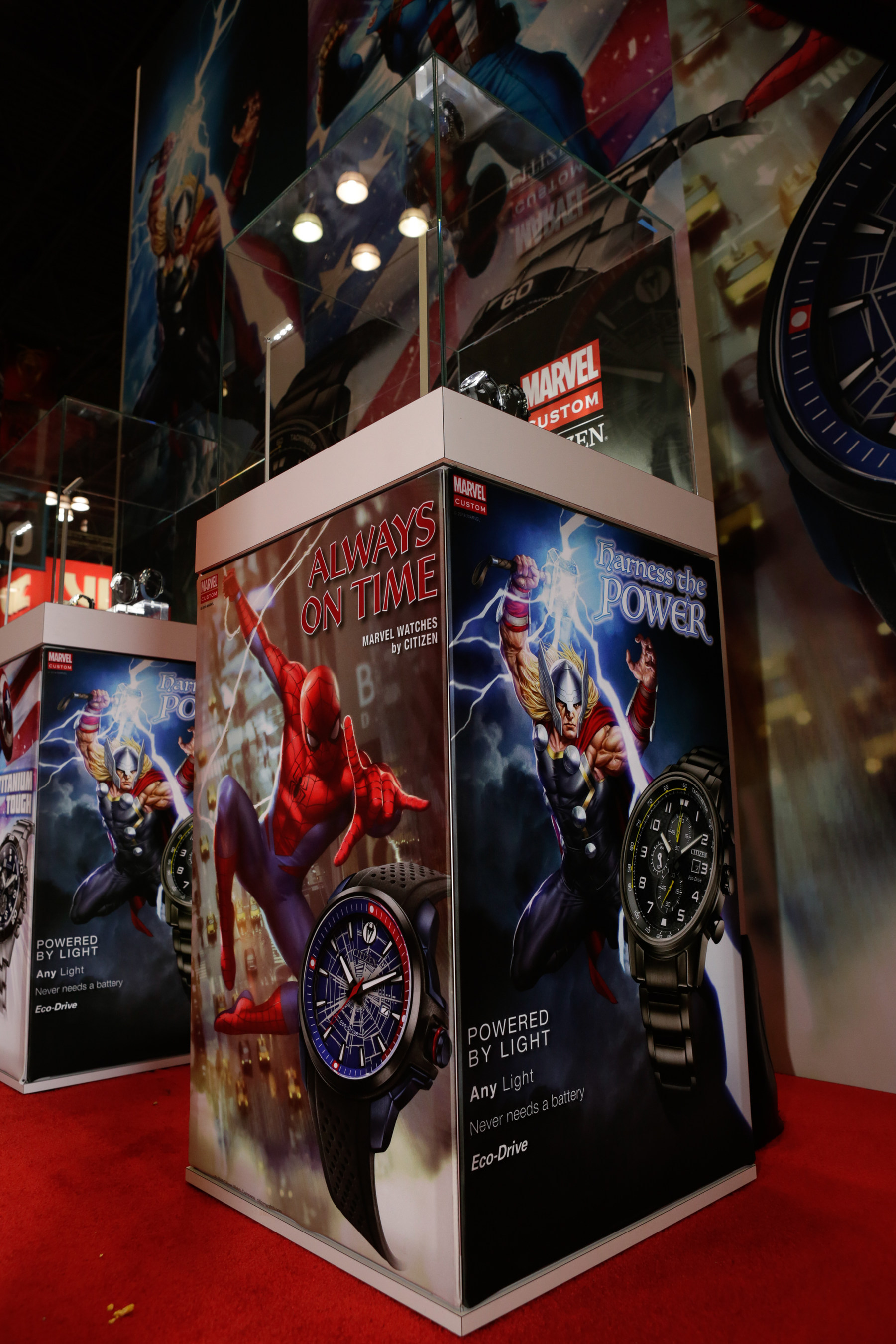 Marvel Timepieces