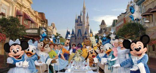 Disney restaurants
