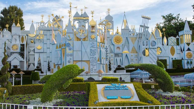Disneyland Refurbishment