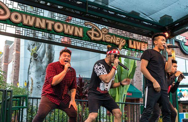 Downtown Disney Disneyland