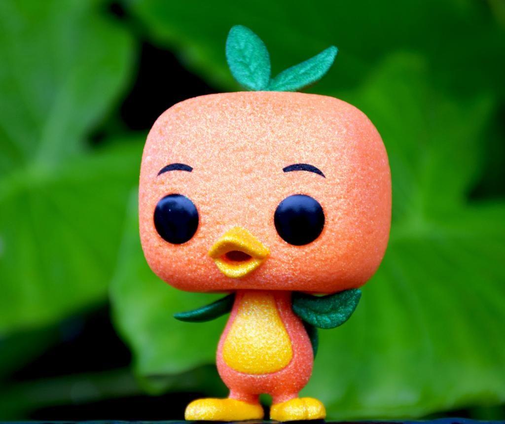 New Orange Bird Diamond Collection Funko Pop