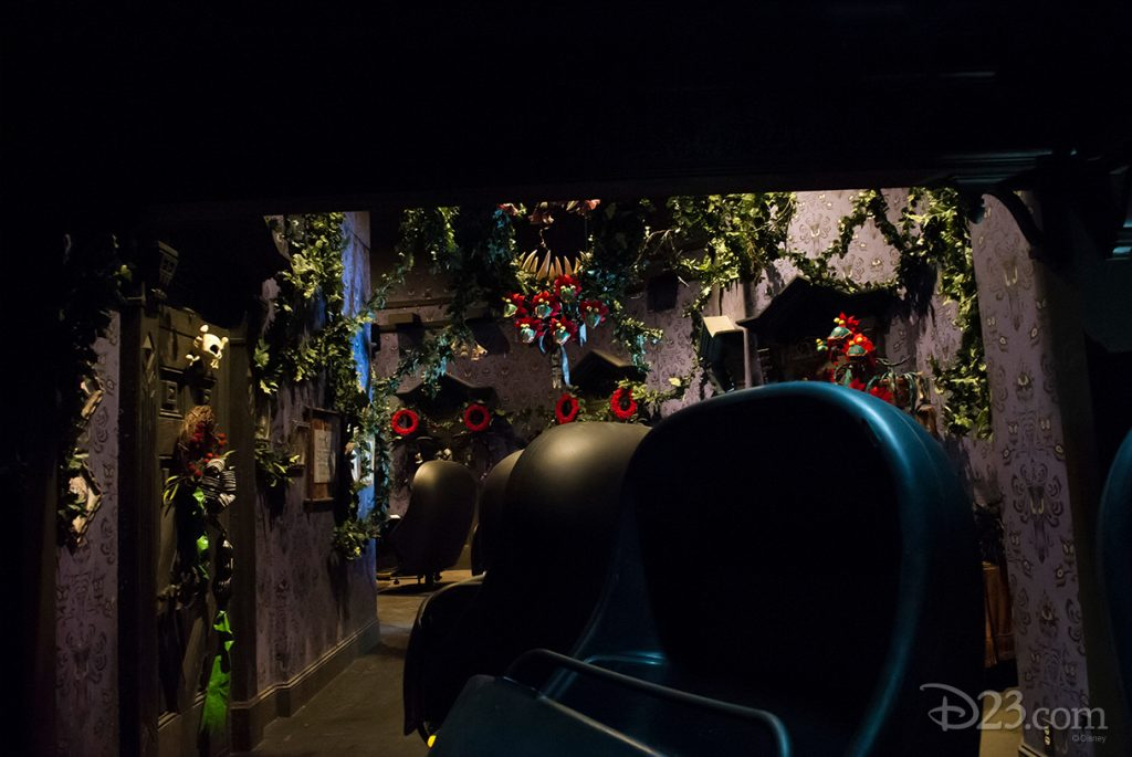 Haunted Mansion Overlay