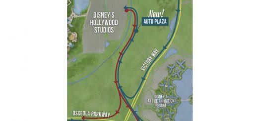 Hollywood Studios Vehicles