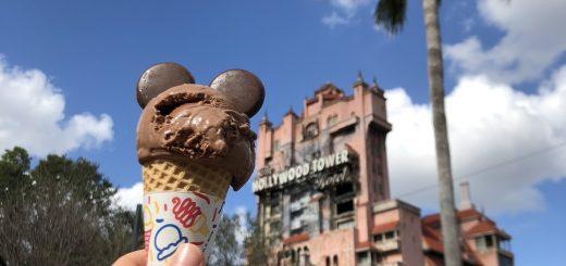 Disney ice cream