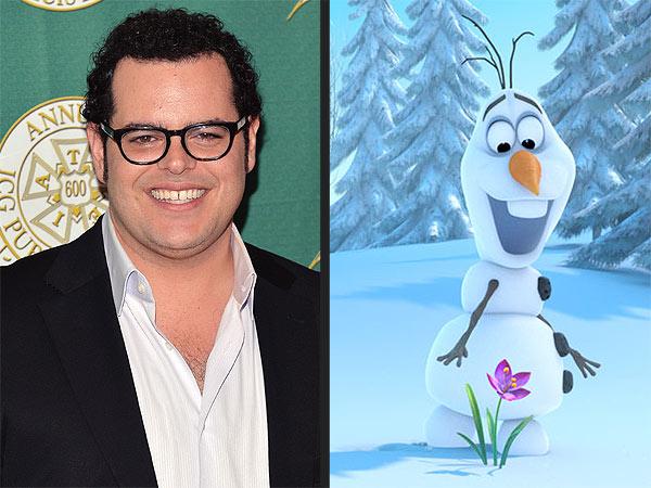 Josh Gad Frozen