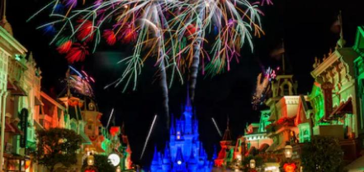 Disney Halloween Party return