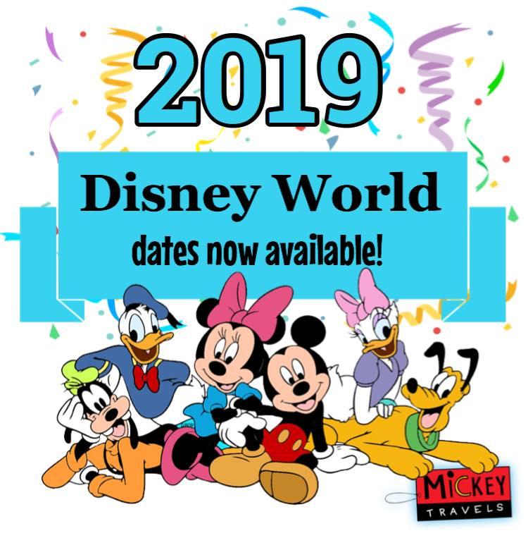 Disney World 2019