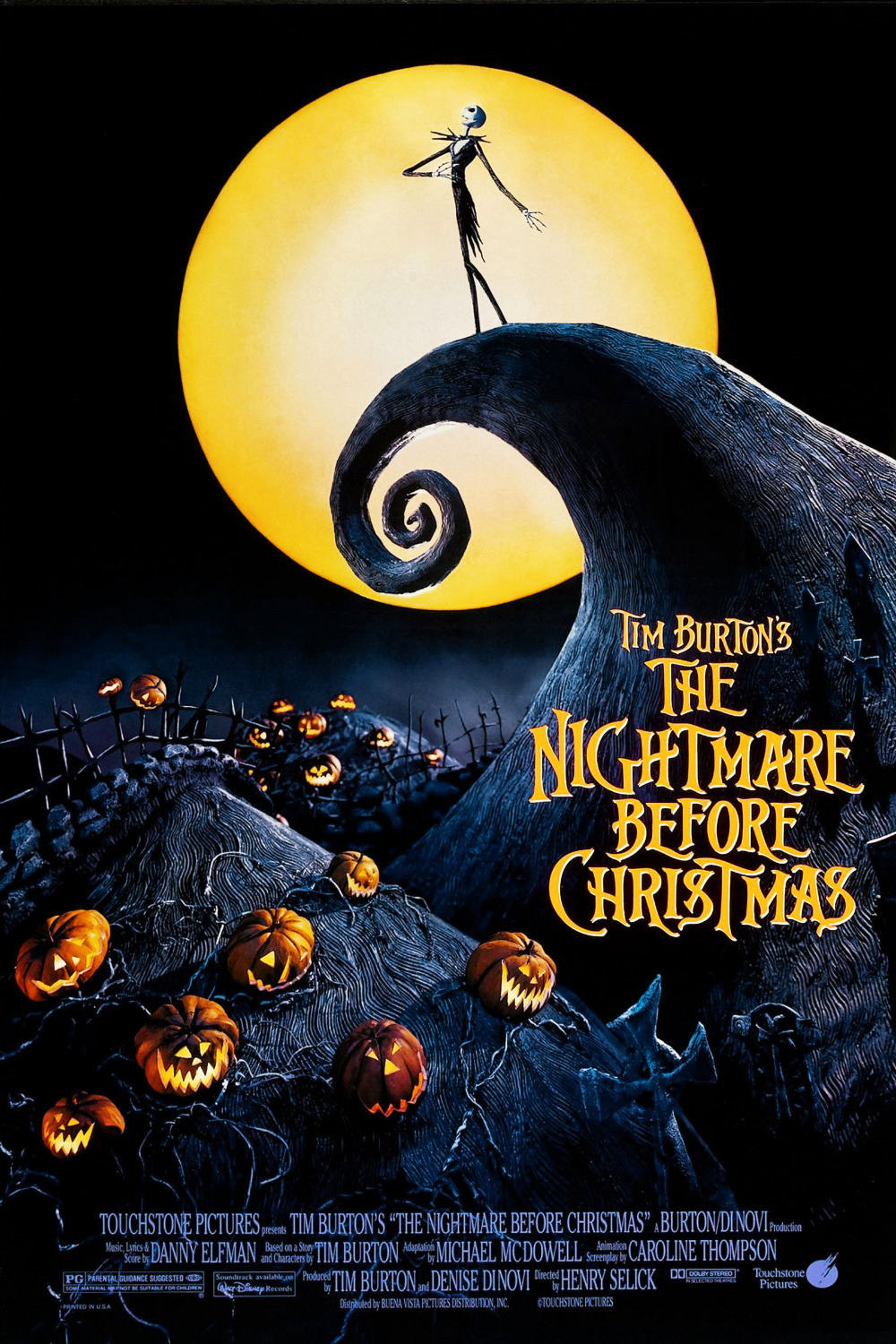 Nightmare Before Christmas Movie
