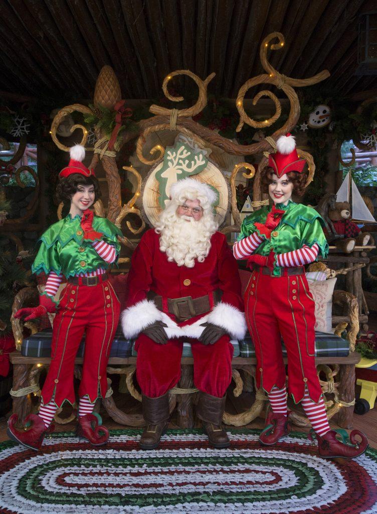 Holiday Season at Disneyland