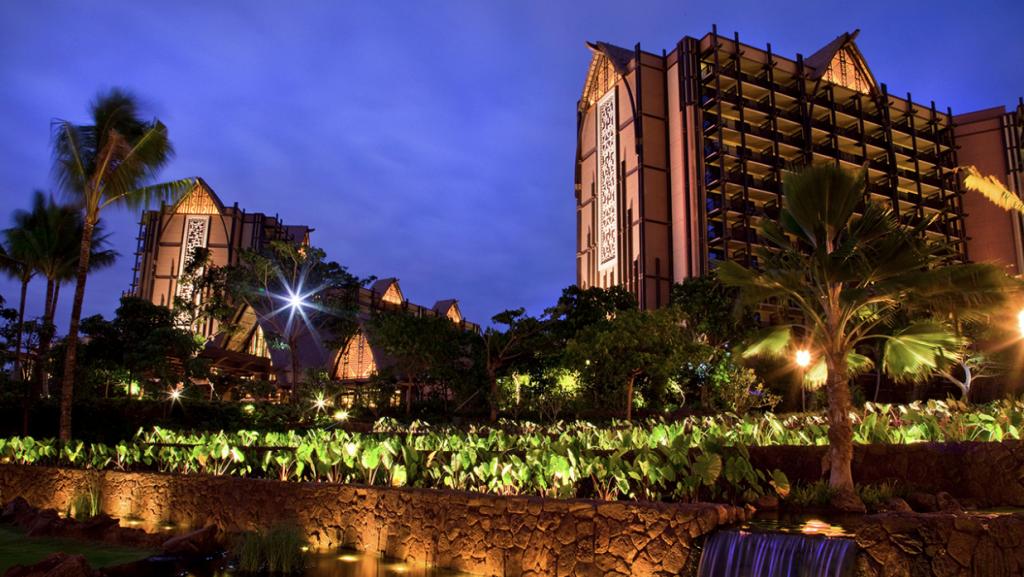 Aulani Resort Garden Kihapai