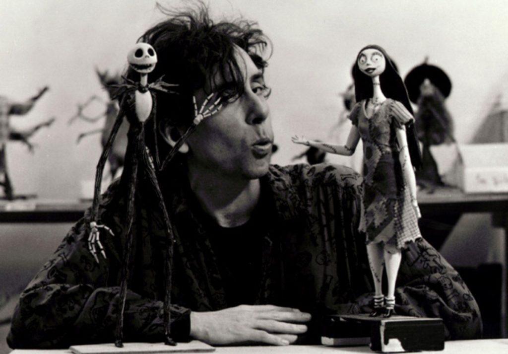 Tim Burton Nightmare Before Christmas