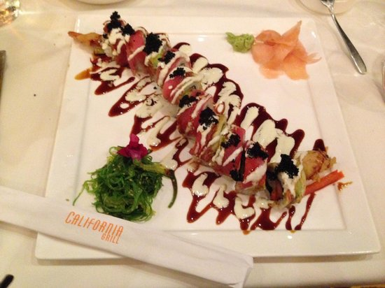 swan Sushi