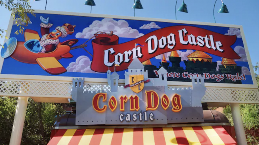 Corn Dog Castle
