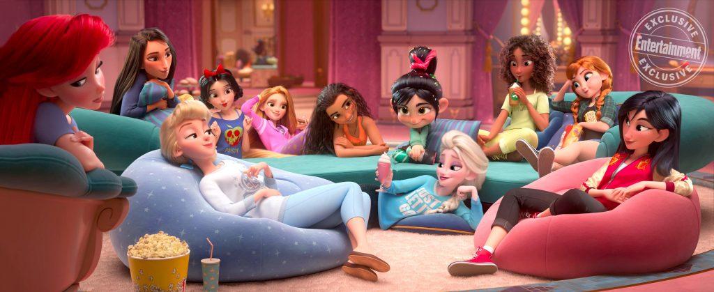 NY Disney Comic Conference