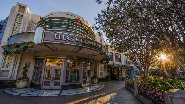 Buena Vista Street Disney