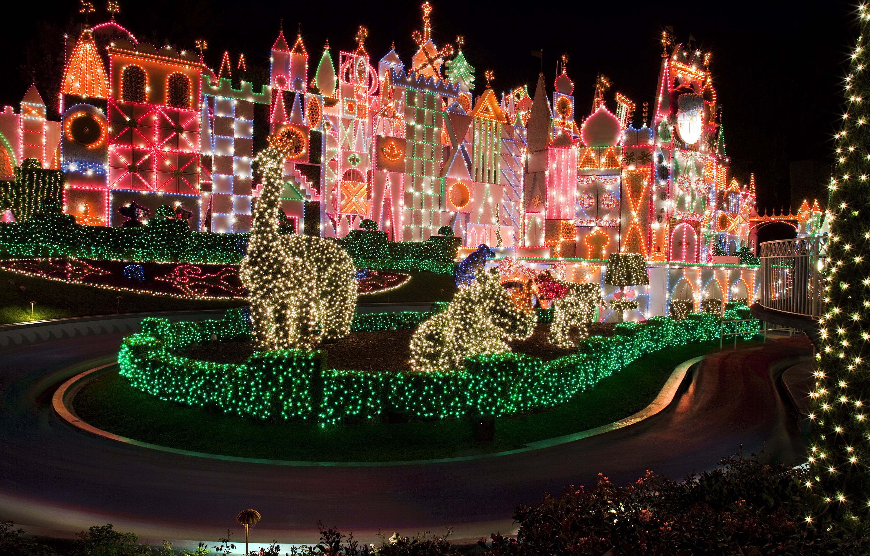 the popular attraction transforms for the holidays celebrating children around the world and the holiday traditions of their countries disney fastpass is