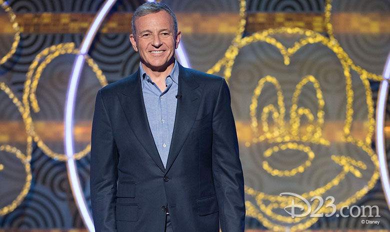 Robert Iger The View