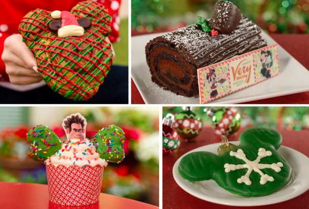 Mickey S Very Merry Christmas Party Food Lover S Guide