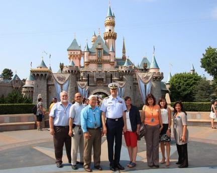 Veteran's Day at Disney