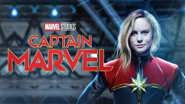 An Early Look At Marvel S Captain Marvel Movie