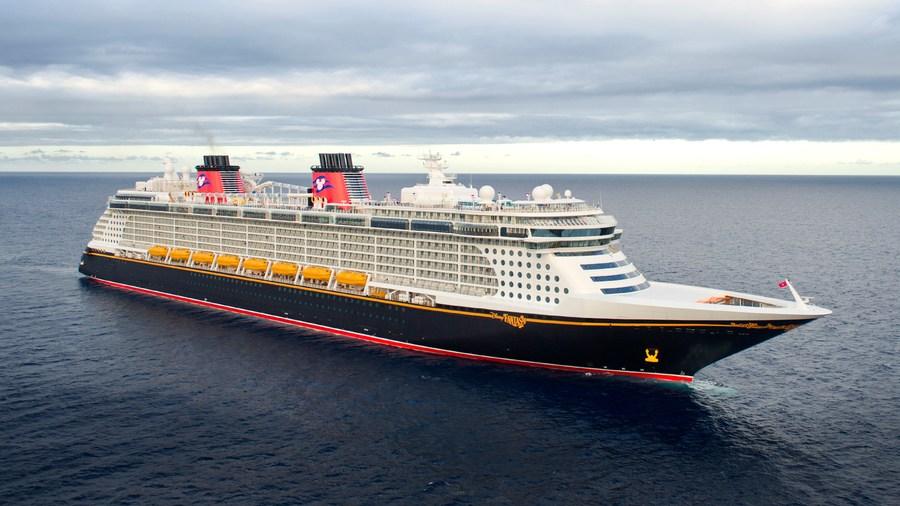 Hurricane Dorian, Disney Cruise Line