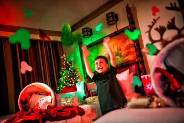 Disneyland Christmas Hotel