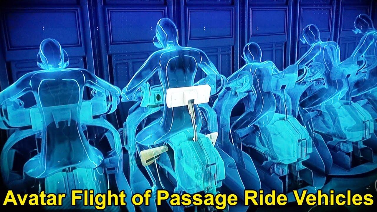ride breaks down in Disney